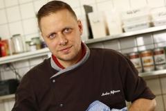 Küchenchef Markus Hoffmann